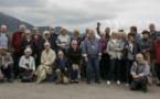 Nouvelle de Saint Jean Cap Ferrat  séjour du 24 au 27 avril 2017