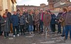 """Les ARAXIENS de Toulouse à Gaillac """"fééries de chine"""""""