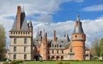 Sortie au Chateau de Mme de Maintenon et Cathédrale de Chartres le 14 Juin