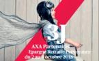 AXA Partenaires Agence éphémère à Opéra-Victoire du 2 au 4 octobre