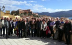 ARAXA Marseille était en Toscane et à l'Ile d'Elbe du 15 au 19 Mars 2019