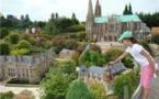 Sortie au chateau de Breteuil et parc France Miniature