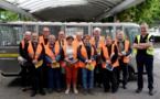 Visite de l'usine Renault à Cléon