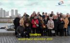 ARAXA Ouest Angers : Noël à Londres