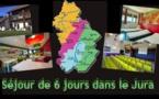 Encore quelques places pour le séjour Nature dans le Jura du 13 au 18/09/2020