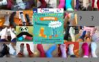 les adhérents de l'Ouest ont marqué leur soutien à la journée mondiale de la Trisomie21