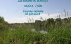 """notre journée """"LES ENFANTS DU MARAIS"""" du 18 juin 2013"""