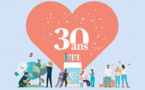 Atout cœur fête ses 30 ans