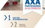 Agence Ephemere AXA Partenaire Pessac du 6 au 8 octobre
