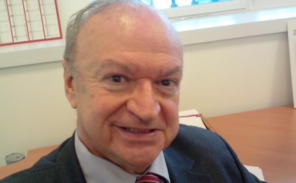 Francis Calenge Présente le rapport moral